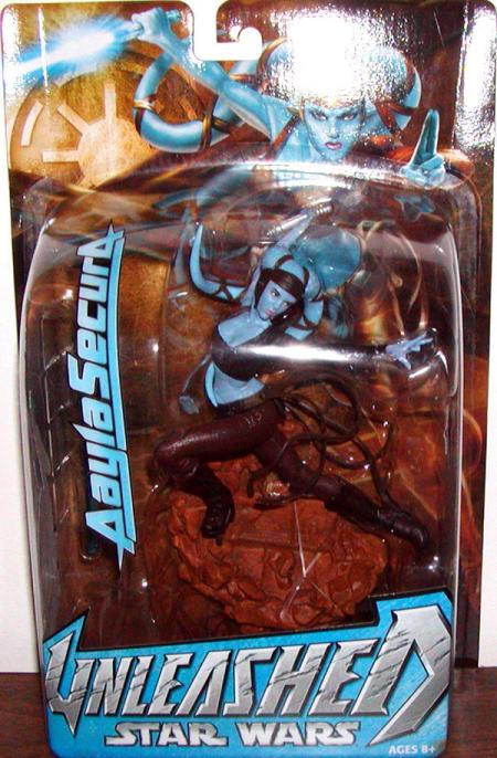 Aayla Secura, Unleashed