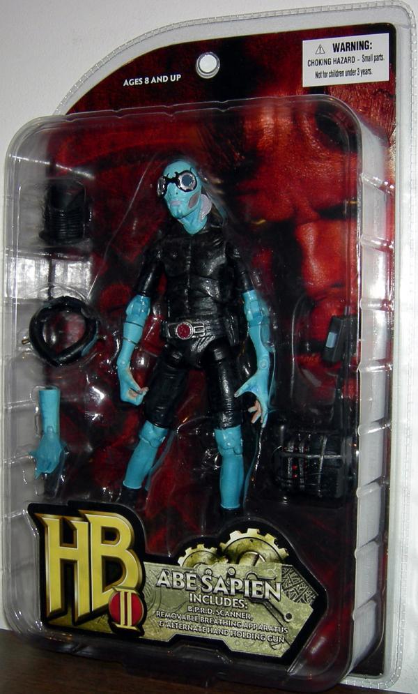 Abe Sapien Hellboy HB II action figure