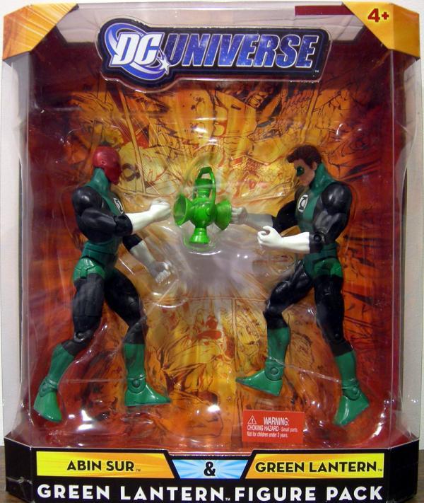 Abin Sur  Green Lantern, DC Universe