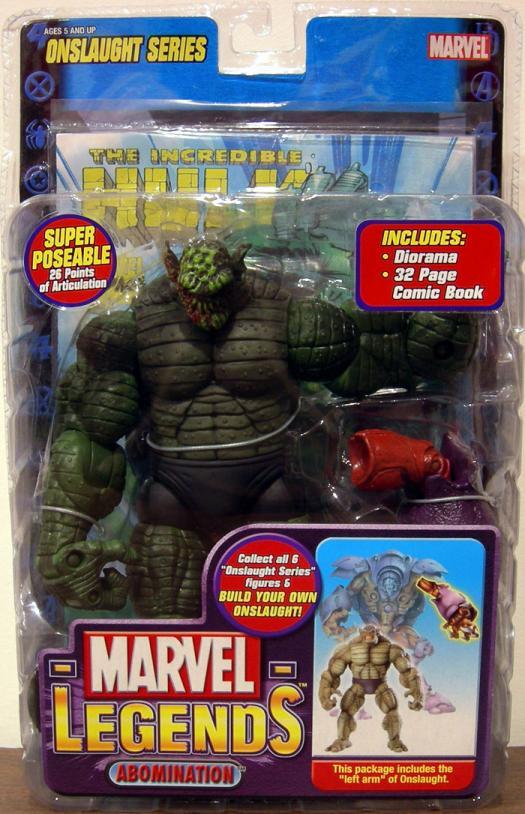 Abomination, Marvel Legends variant