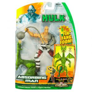 Absorbing Man, Marvel Legends Fin Fang Foom series