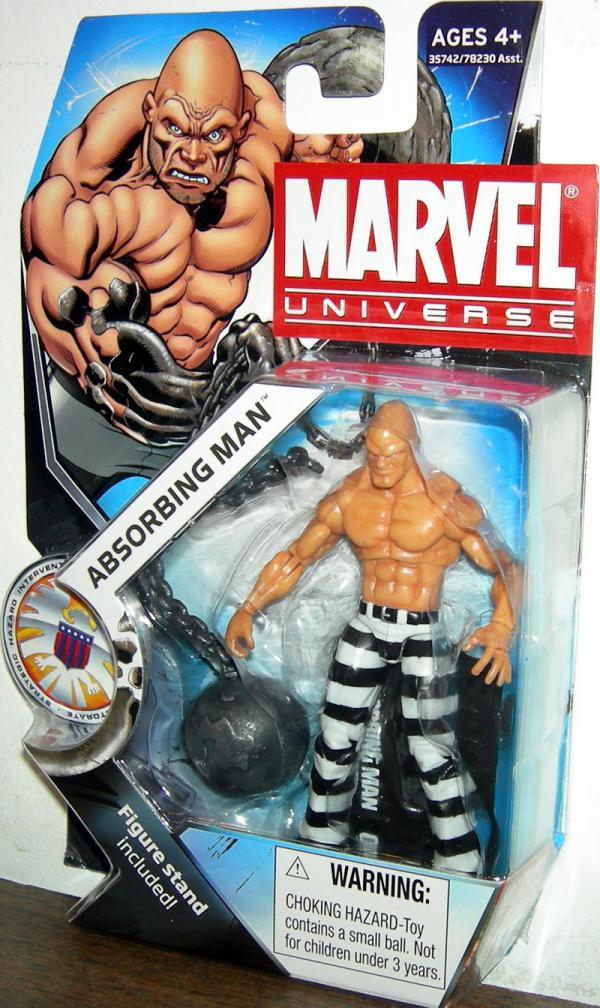 Absorbing Man, Marvel Universe, series 3, 024
