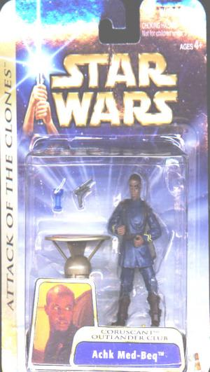 Achk Med-Beq Action Figure Coruscant Outland Club