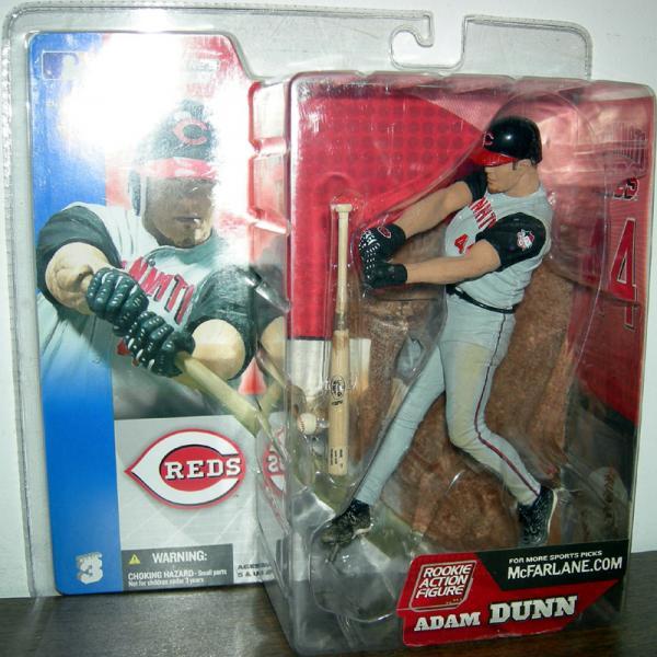 Adam Dunn, series 3