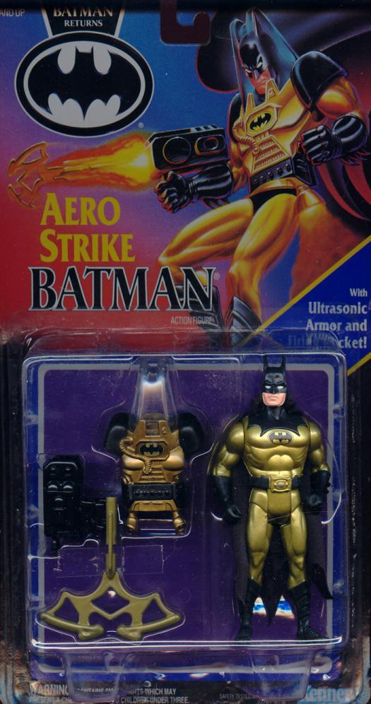 Aero Strike Batman, Batman Returns