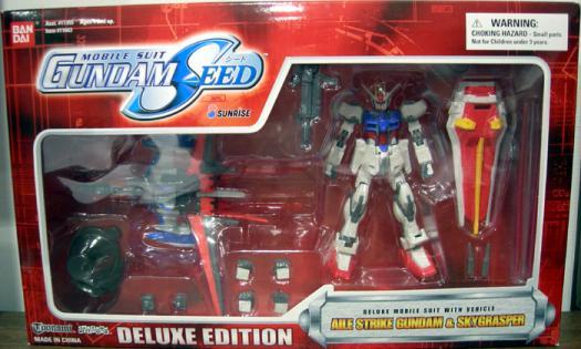 Aile Strike Gundam Skygrasper