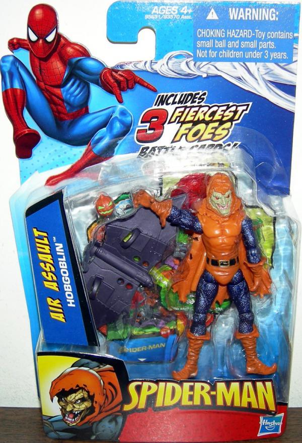 Air Assault Hobgoblin Spider-Man action figure