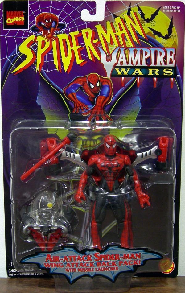 Air-Attack Spider-Man