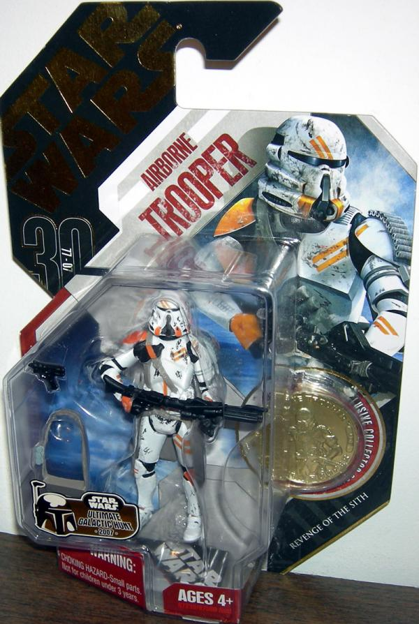 Airborne Trooper, 30th Anniversary, Ultimate Galactic Hunt