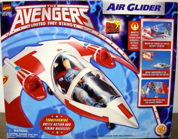 Air Glider, Avengers