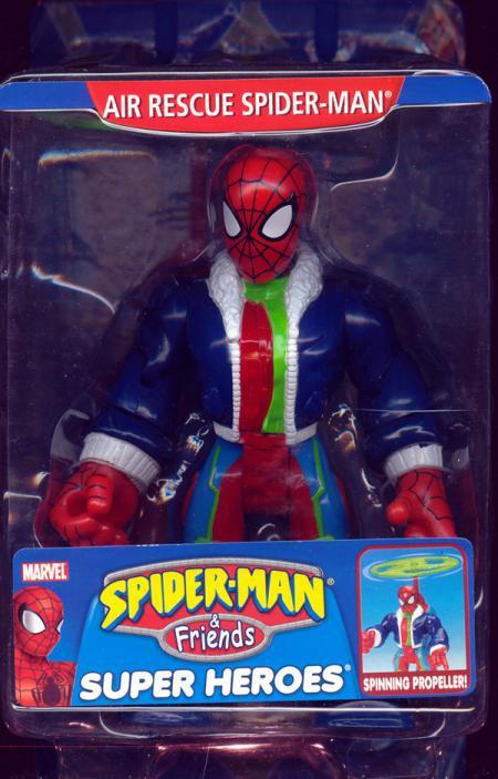 Air Rescue Spider-Man