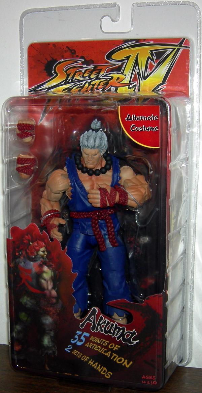 Akuma, Street Fighter IV, alternate costume