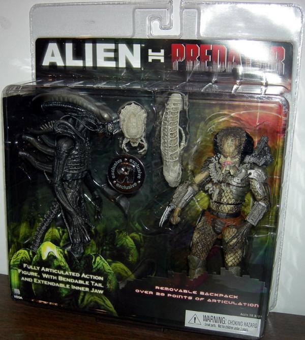 Alien Predator 2-Pack, Toys R Us Exclusive action figure