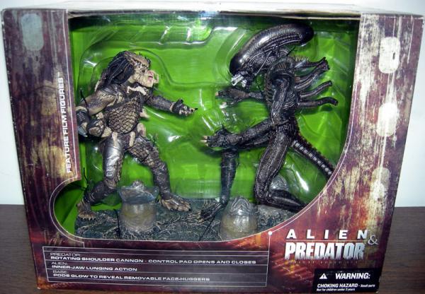 Alien Predator, deluxe boxed set