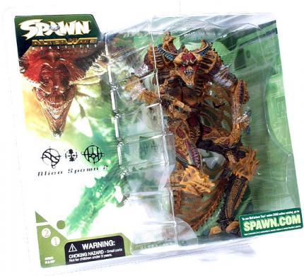 Alien Spawn 2