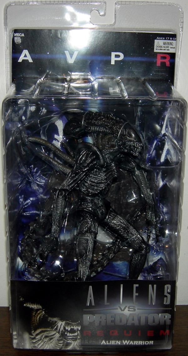 Alien Warrior, AVPR