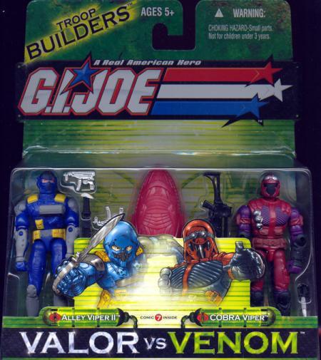 Alley Viper II Cobra Viper
