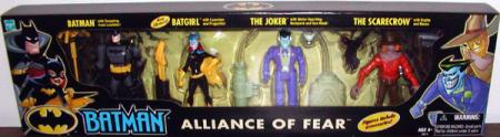 Alliance Fear 4-Pack