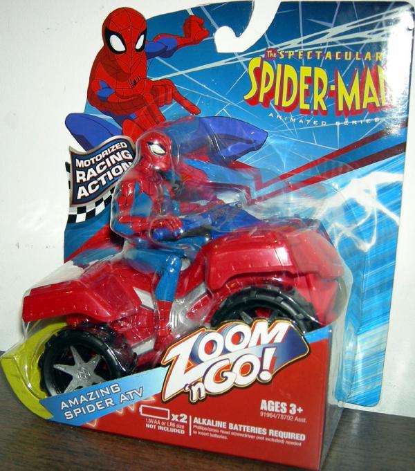 Amazing Spider ATV, Zoom n Go