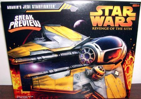 Anakins Jedi Starfighter, Revenge Sith