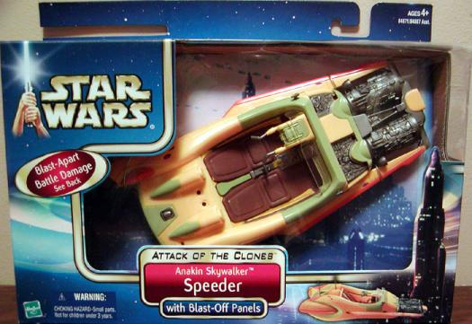 Anakin Skywalker Speeder