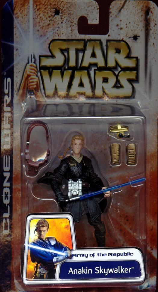 Anakin Skywalker, Clone Wars