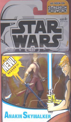 Anakin Skywalker, Cartoon Network III