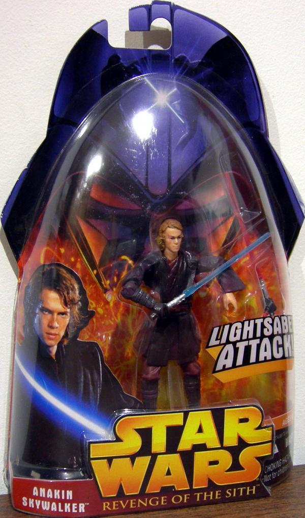 Anakin Skywalker, Revenge Sith, 2