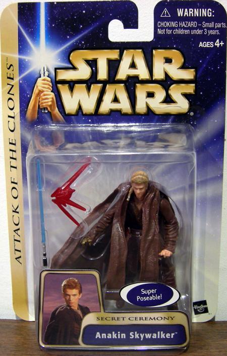 Anakin Skywalker, Secret Ceremony