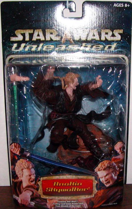 Anakin Skywalker, Unleashed