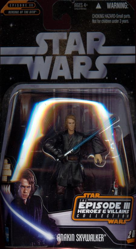 Anakin Skywalker, Episode III Heroes Villains Collection, 2 12