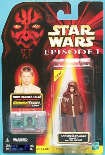 Anakin Skywalker, Naboo