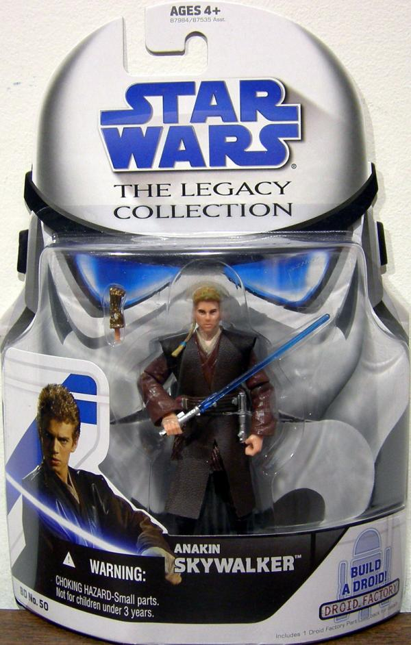 Anakin Skywalker, Legacy Collection, BD No 50