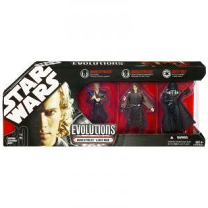 Anakin Skywalker Darth Vader Evolutions, 30th Anniversary