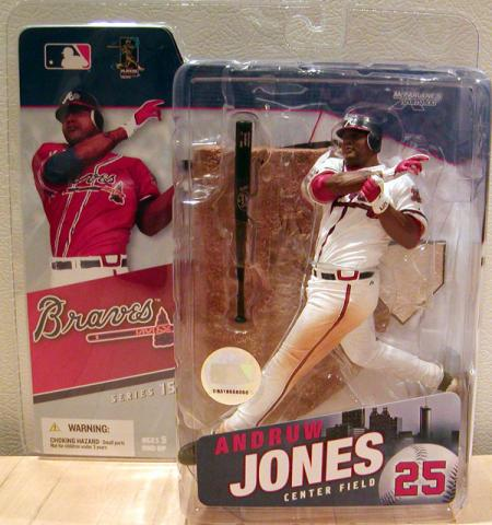 Andruw Jones 2, white jersey