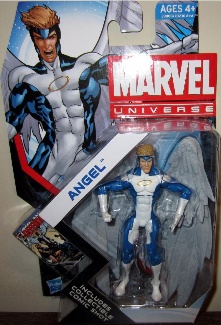 Angel Figure Marvel Universe Series 4 021
