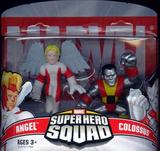 Angel Colossus, Super Hero Squad