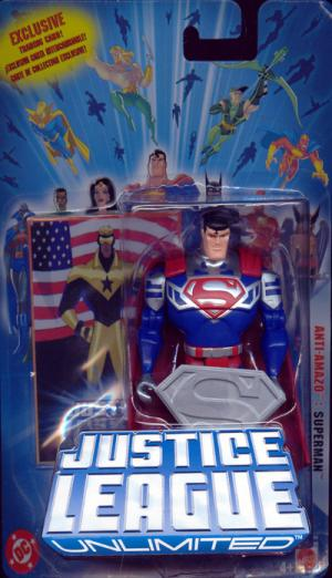Anti-Amazo Superman, Justice League Unlimited