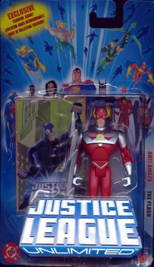 Anti-Amazo Flash, Justice League Unlimited