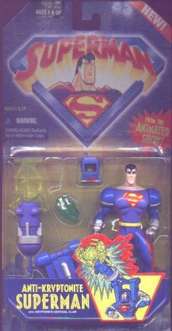 Anti-Kryptonite Superman
