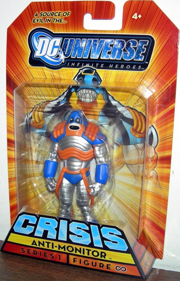 Anti-Monitor Figure DC Universe Infinite Heroes Crisis
