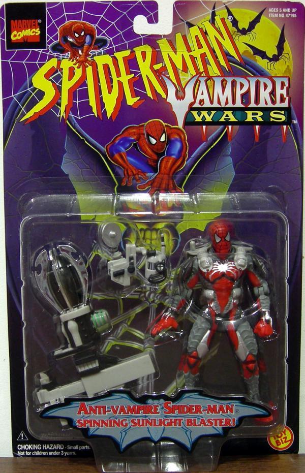 Anti-Vampire Spider-Man