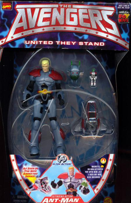 Ant-Man Avengers Animated action figure