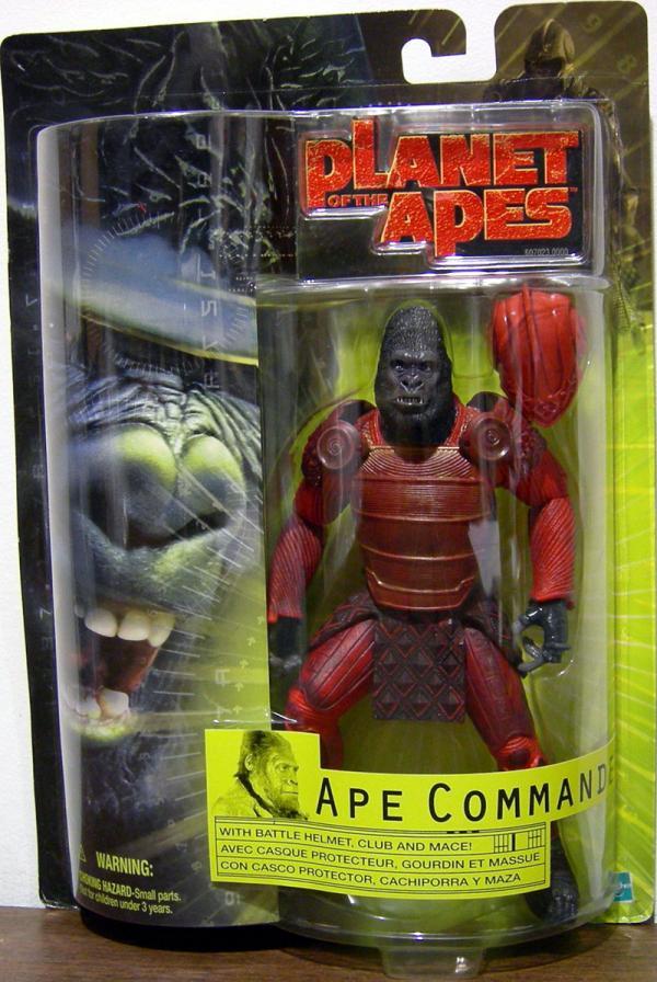 Ape Commander Figure Planet Apes Hasbro
