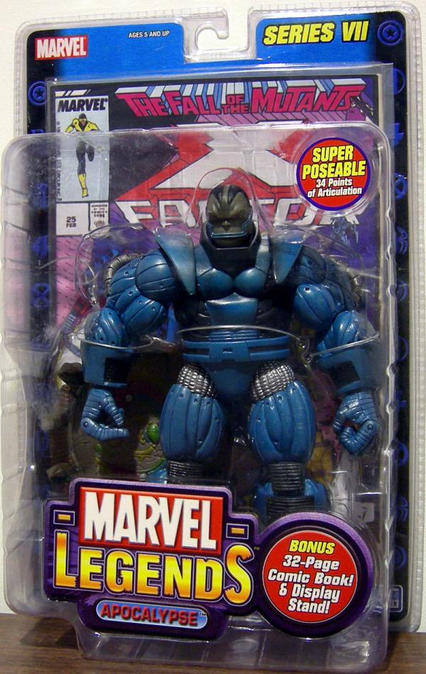 Apocalypse Action Figure Marvel Legends Series VII