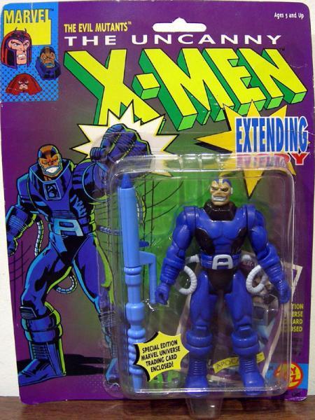 Apocalypse Figure Extending Body X-Men Toy Biz