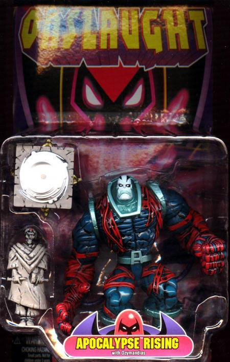 Apocalypse Rising Figure Onslaught X-Men Toy Biz