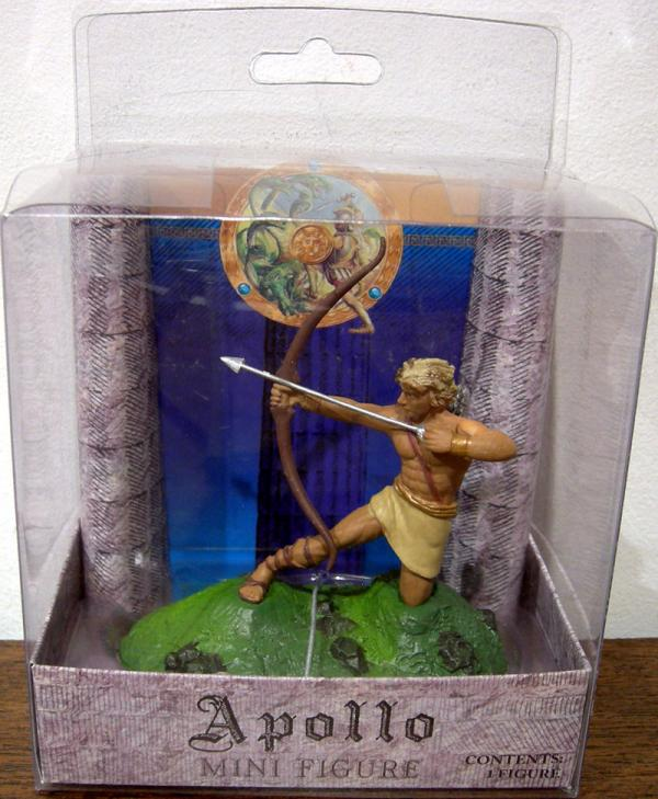 Apollo Mini Action Figure Mythology Sababa Toys