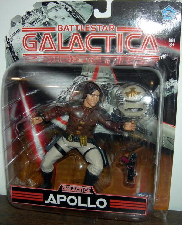 Apollo Figure Battlestar Galactica Joy Ride