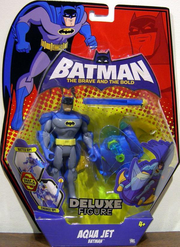 Aqua Jet Batman, deluxe